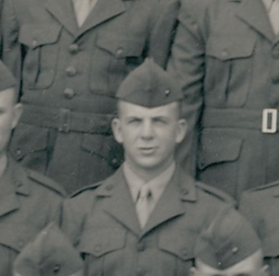 Oswald in the Military