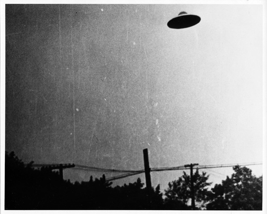 Captain Ruppelt 1952 photo UFO2