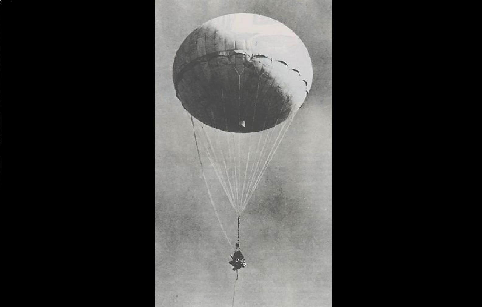 WhenItCameToLosAngeles Japanese_balloon_bomb