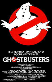 WhoYouGonnaCall Gostbusters Movie Ghostbusters_(1984)_theatrical_poster
