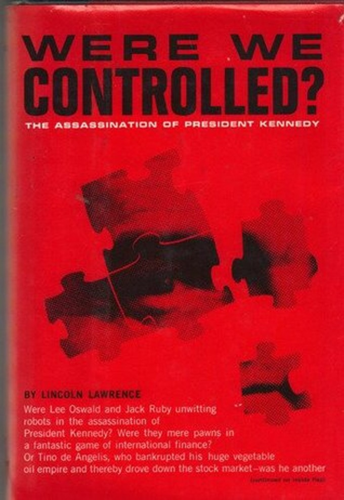 DownUnder 1967-book-were_we_controlled-lincoln_lawrence-