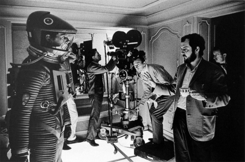 DownUnder kubrick-shooting-2001