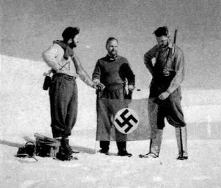 NaziUFOFarrell Nueva Suabia, expedición nazi a la Antártida