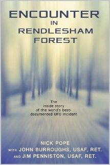 Rendlesham Matrix Book Cover 1