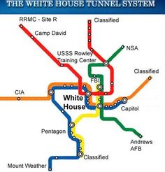They FlyOver Tunnels a02bae2b6738860405d9872af991d35b--west-wing-the-president