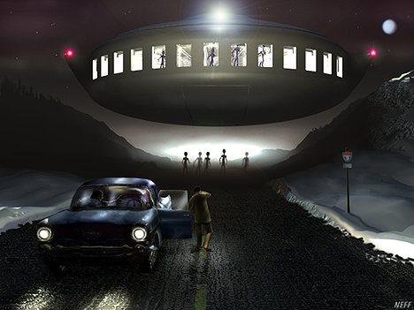 UFO PARADIGMS BBH