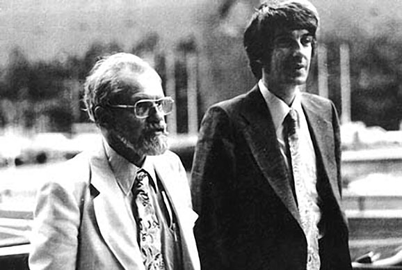 Allen Hynek franch-hynek-photo