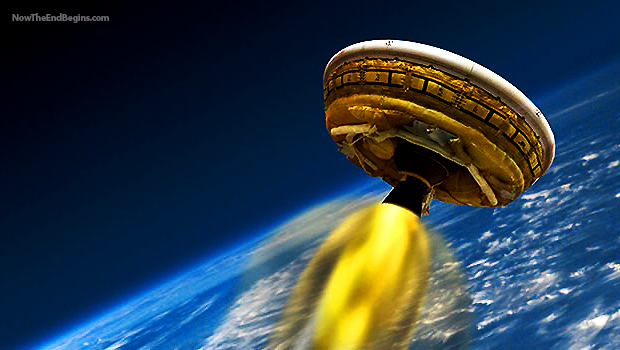 The Psychrophiles nasa-ready-to-launch-ufo-flying-saucer-shaped-low-density-supersonic-decelerator-ldsd-rocket
