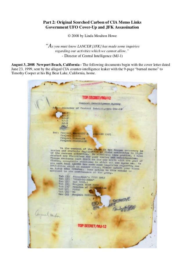 The UFO Attack Memo JFK jfk-mj-12-document-8-638