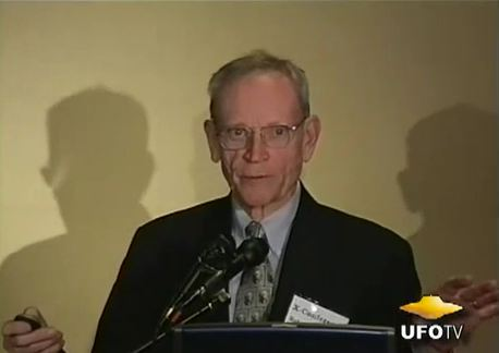 The UFO Attack Photo1 Dr. Robert Wood