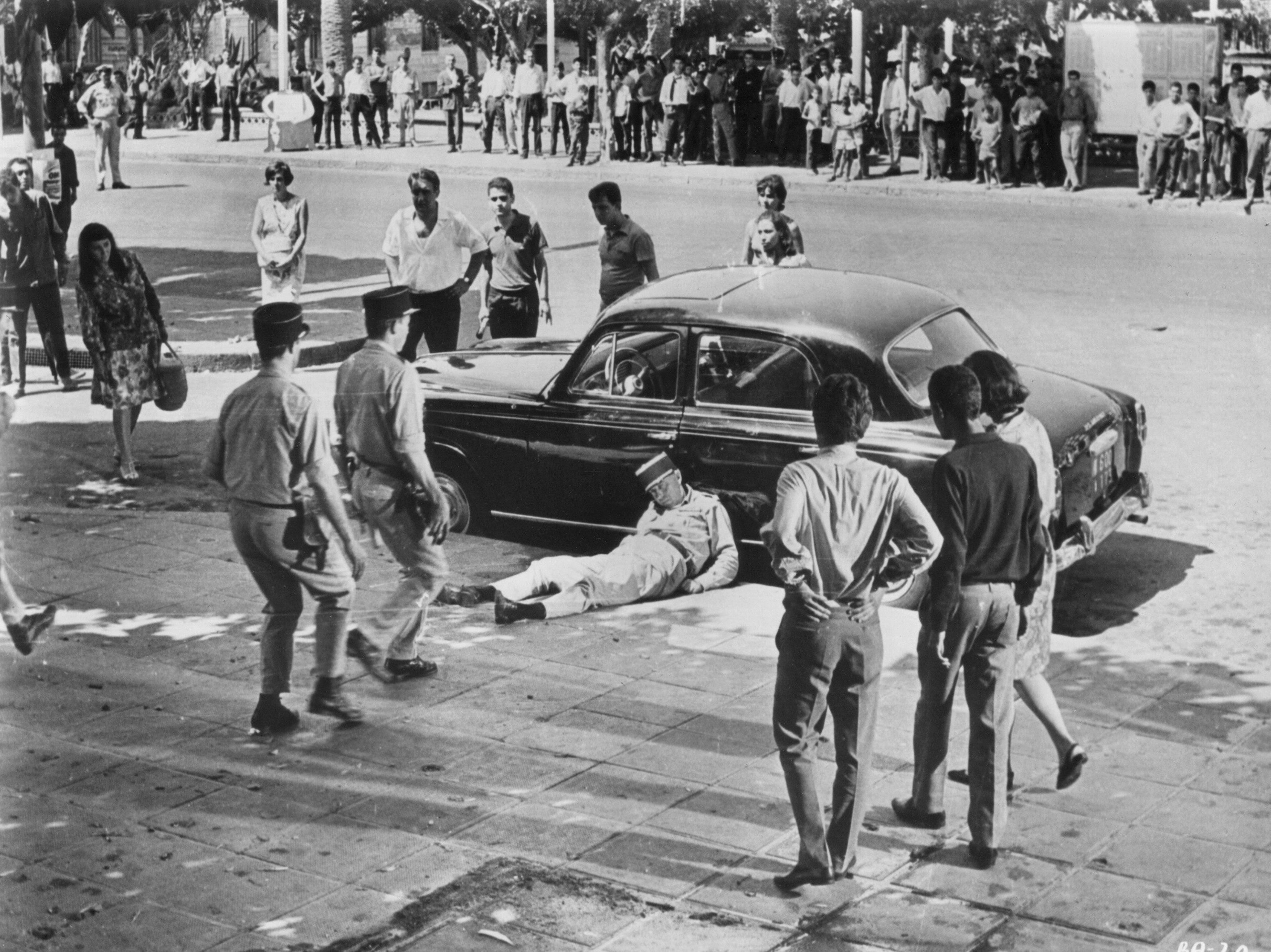 """The Battle Of Algiers"" Film Still"