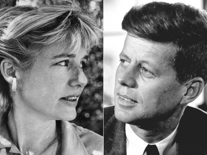 TheMurderofMary John-F.-Kennedy_s-letter-to-his-alleged-mistress-up-for-auction