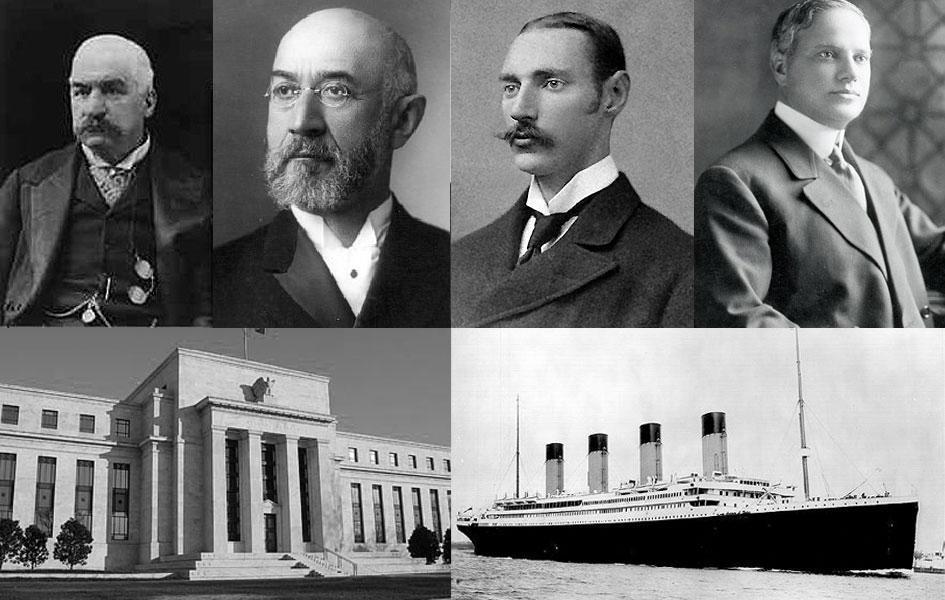 JFKCurious Morgan titanic_FED