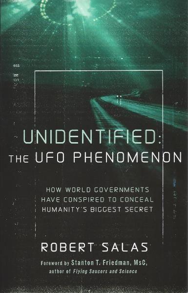 Paralyzingufos Cover Unidentified The UFO Phenomenon