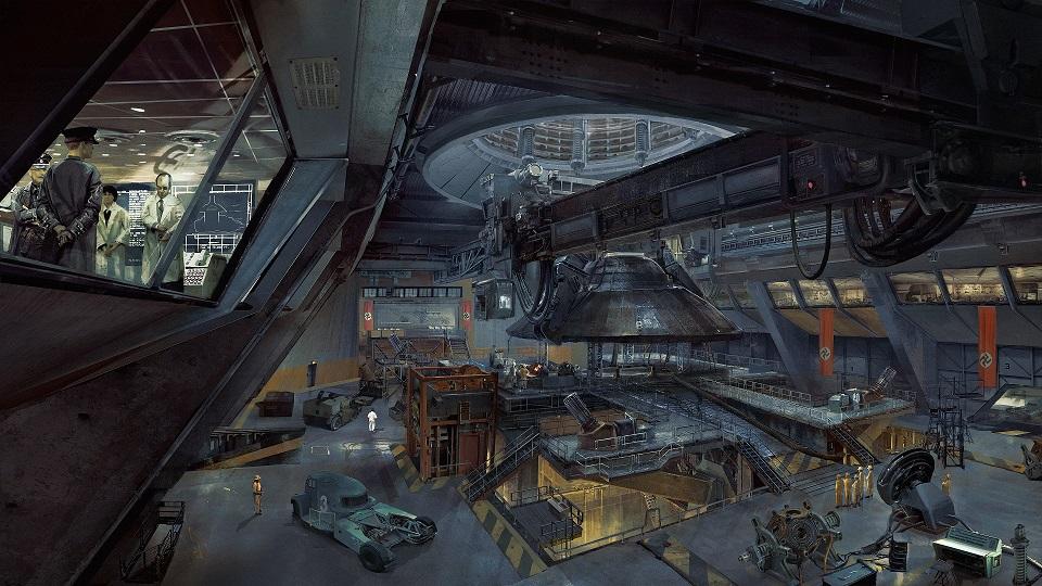 Farrell's Redux Photos ( httpswww.pastemagazine.comarticles201710exclusive-wolfenstein-ii-the-new-colossus-environm.html ) ROW_Wolfenstein II_Area_52_hangar_interior