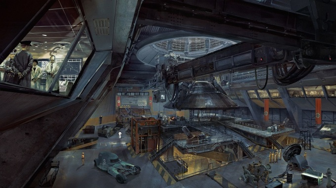 Farrell's Redux Photos ( httpswww.pastemagazine.comarticles201710exclusive-wolfenstein-ii-the-new-colossus-environm.html ) ROW_Wolfenstein II_Area_52_hangar_interior