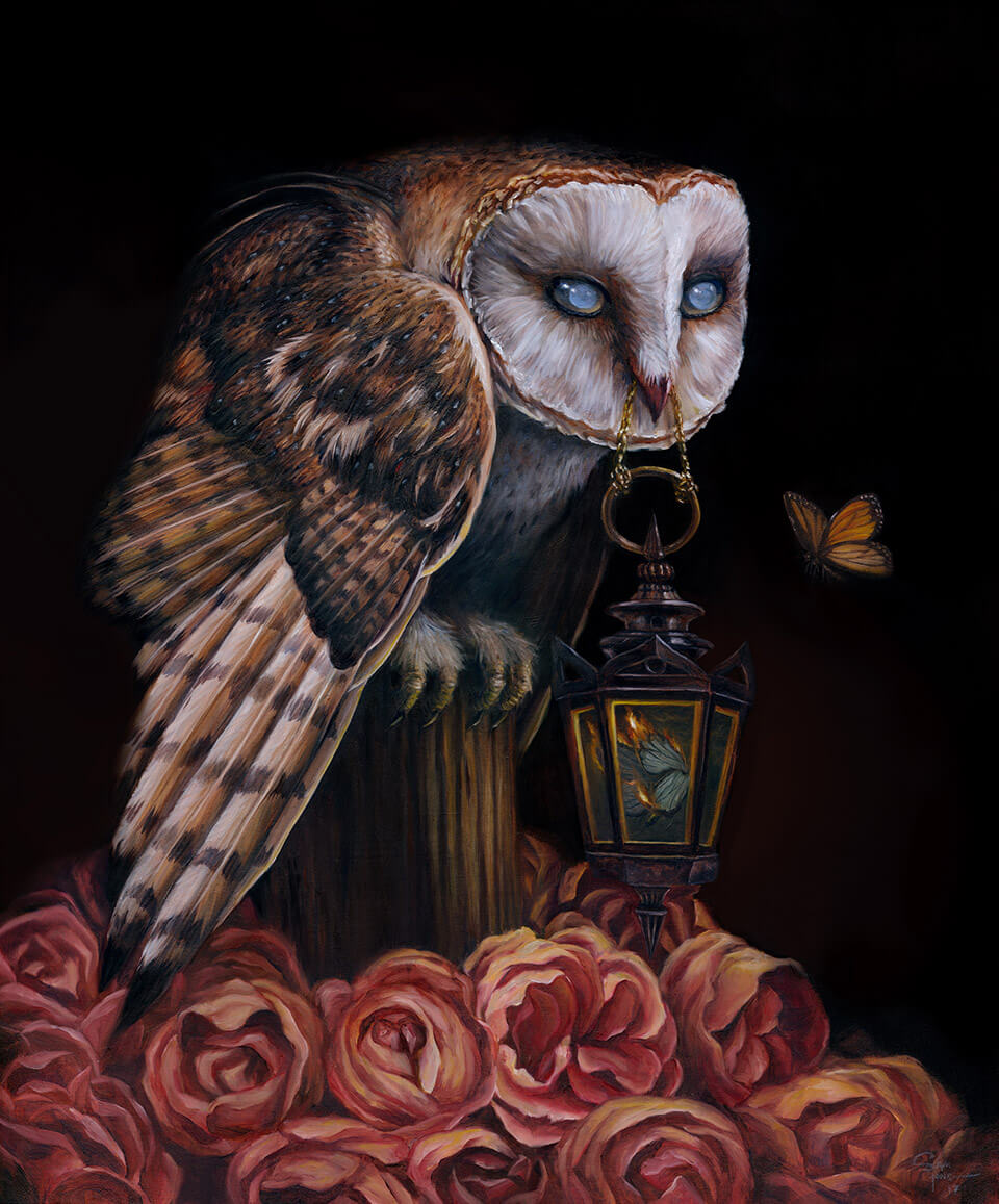 Photos Extra Owl (httpsbeinart.orgcategoryblogpage2) sam-yong-painting