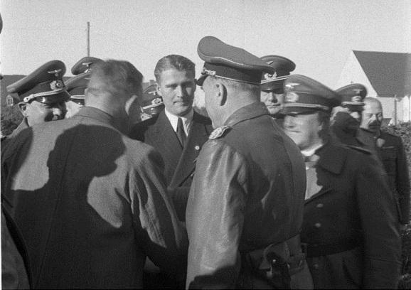 Peenemünde, Emil Leeb, Fritz Todt, Wernher von Braun