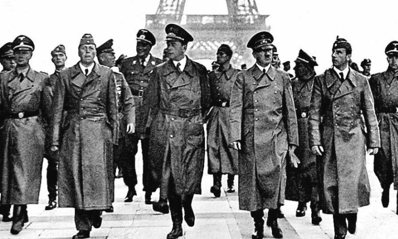 Photos Extra Hitler Marching ( httpsfineartamerica.comfeaturedhitler-tours-paris-in-early-morning-eiffel-tower-in-backhitler-tours-paris-in-the-early-morning-eiffel-tower-in-background-h
