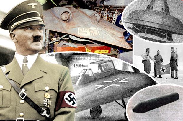 Nazi Hess Secrets Montage wunder