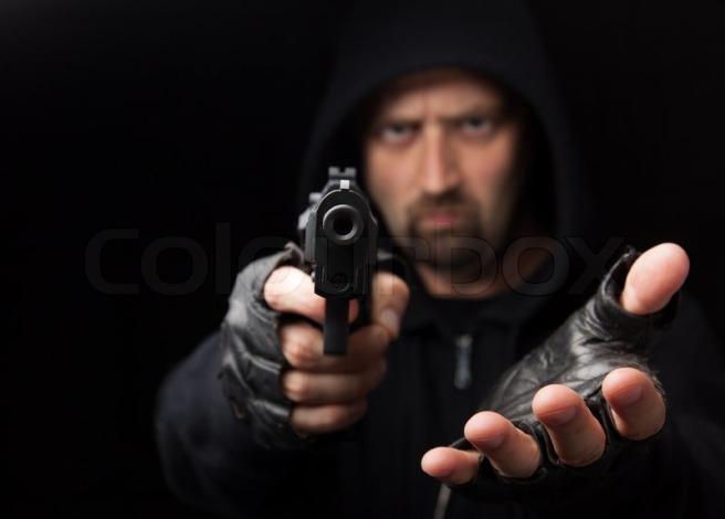 Homo gun 800px_COLOURBOX5470173